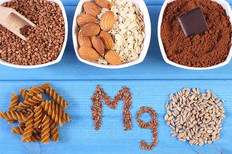 magnesium for strong bone and joints