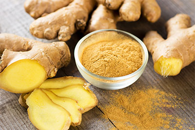 ginger for poor circulation