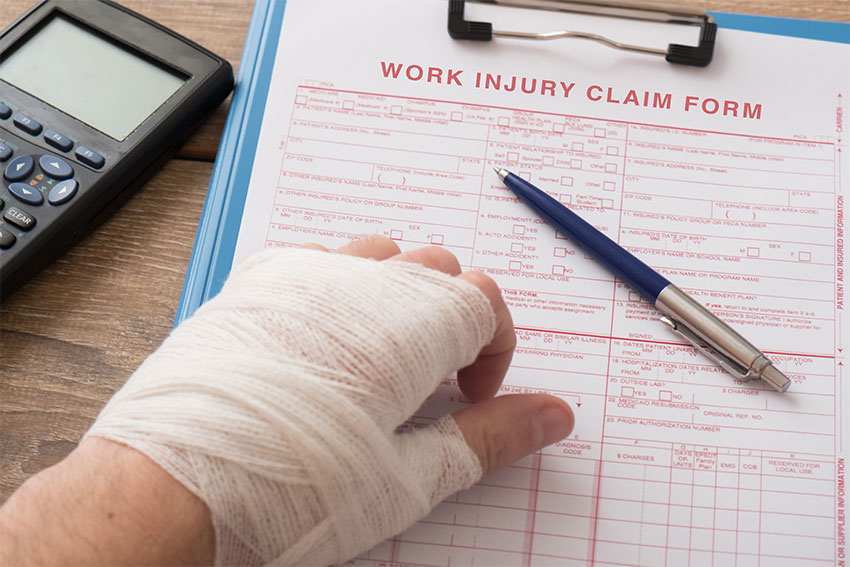 drug-free treatment for injured workers